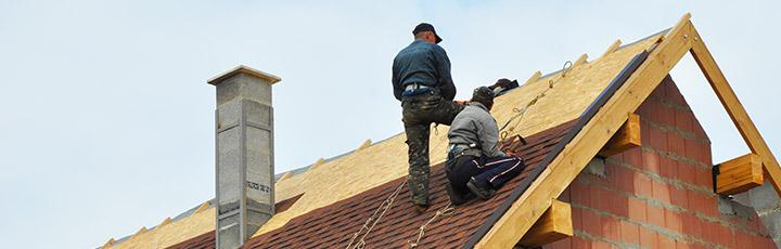 dak laten bedekken door dakdekkers