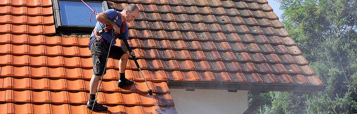 reinigen dakpannen